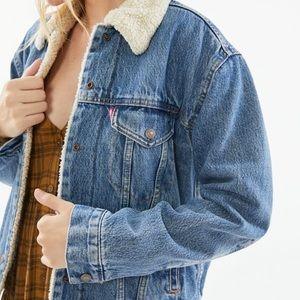Levi's | Sherpa/Denim Jacket